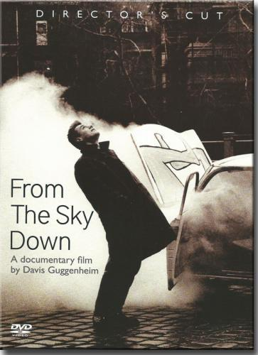 Dvd u2 - From The Sky Down-a Documentar