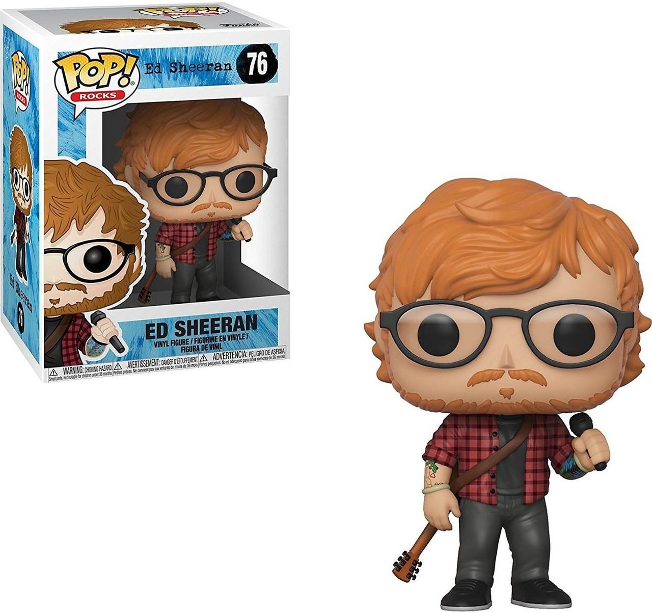 Ed Sheeran - Funko POP!