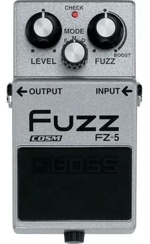 Pedal para Guitarra Boss FZ-5 Fuzz