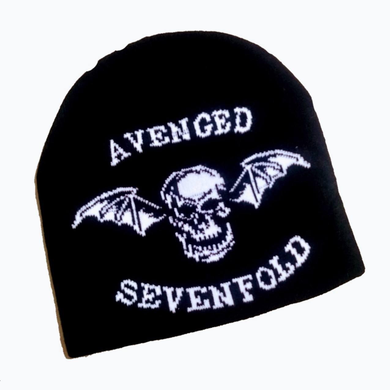 Gorro de lã unissex Avenged Sevenfold