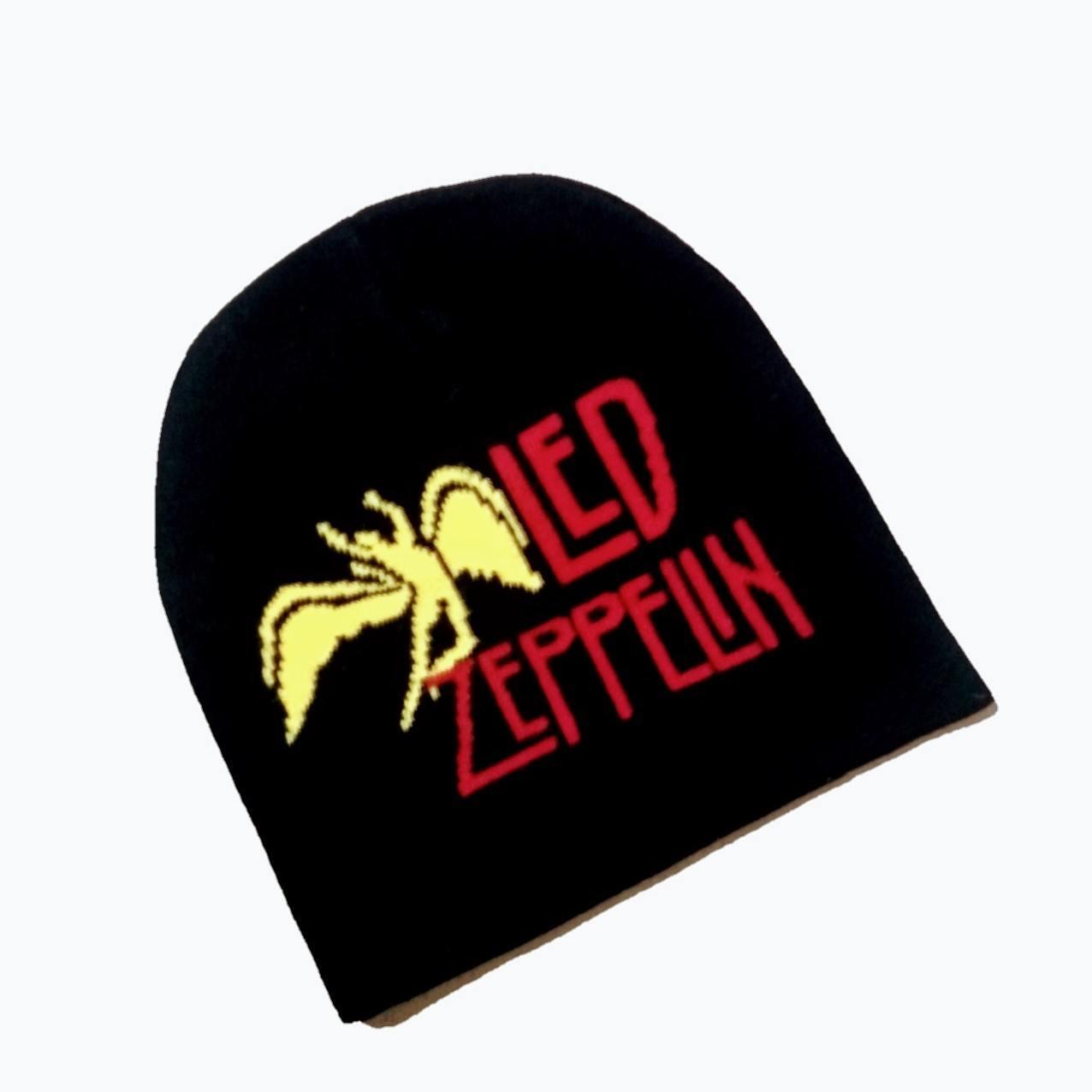 Gorro de lã unissex Led Zeppelin II