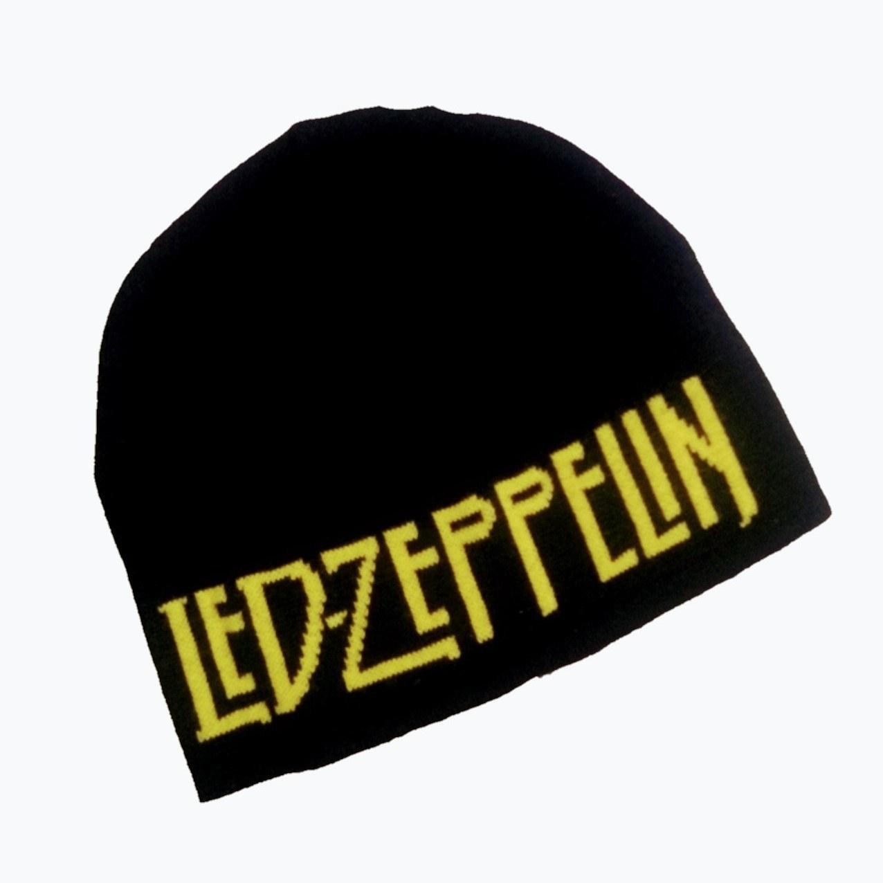 Gorro de lã unissex Led Zeppelin