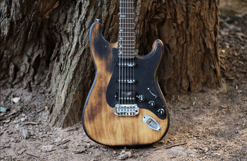 Guitarra Strato 05 - EcoGuitar