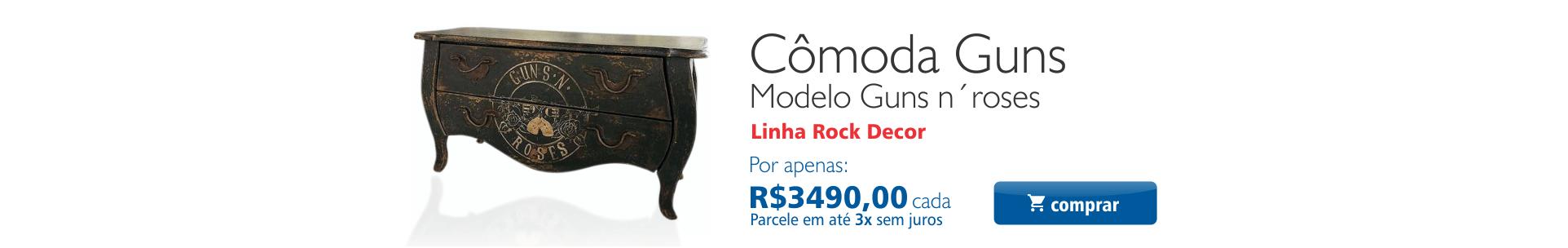 cômoda guns