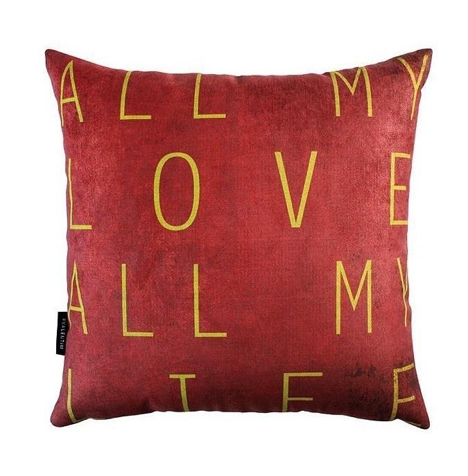 Almofada 45 All My Love – Rvalentim