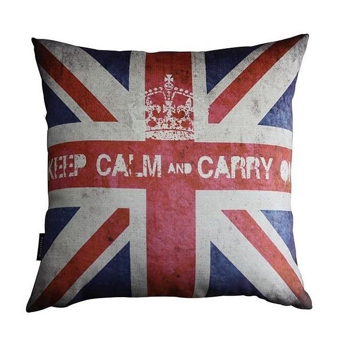 Almofada 45 Keep Calm UK – Rvalentim
