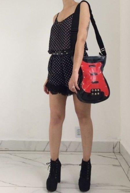 Bolsa Guitarra - Psicose Store