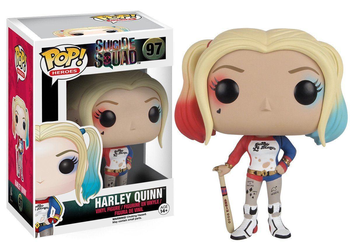 POP! Harley Quinn