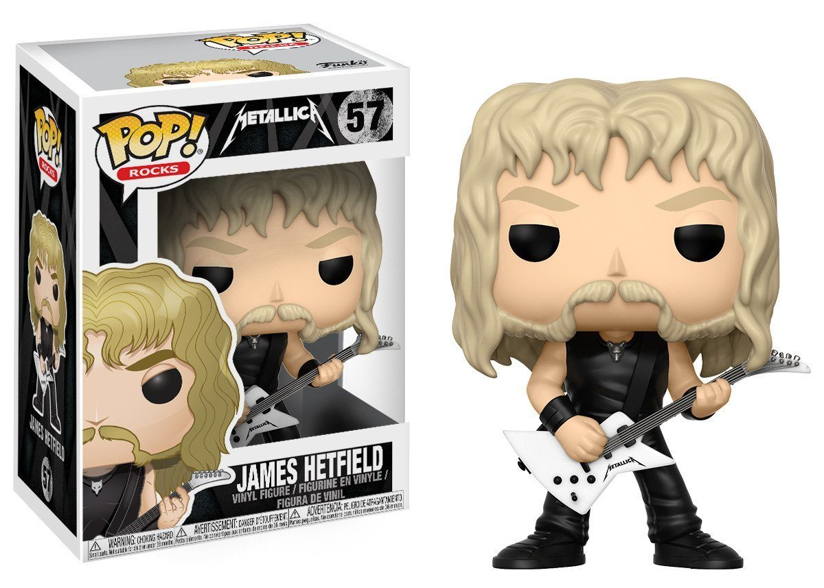 POP! James Hetfield