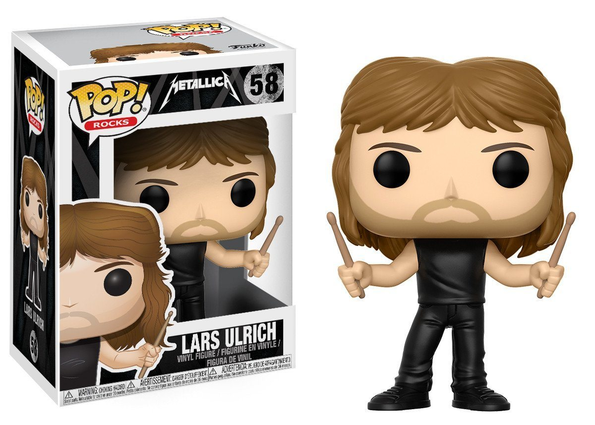 POP! Lars Ulrich - Metallica