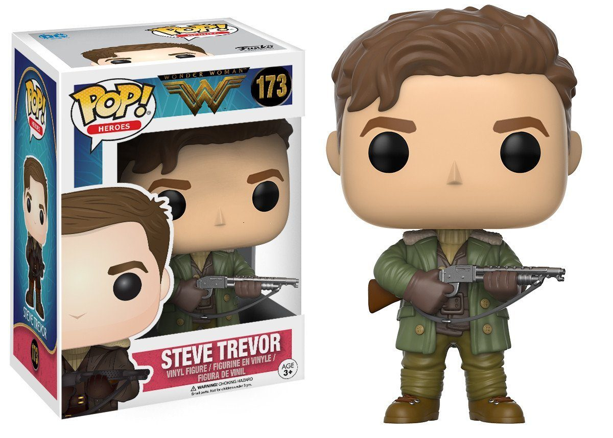 POP! Steve Trevor