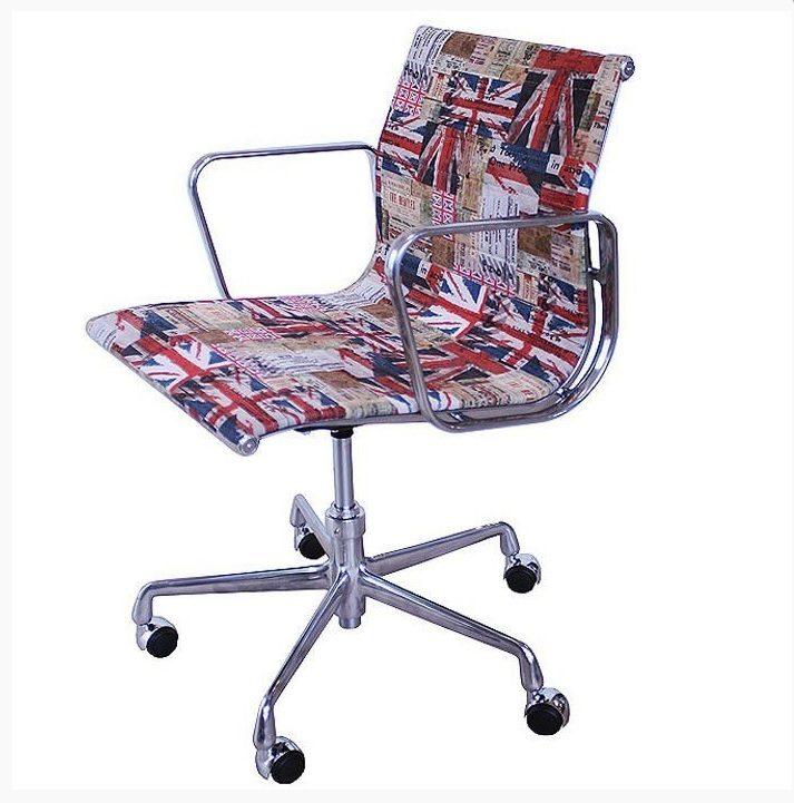 Cadeira Eames Office Patch – Rvalentim