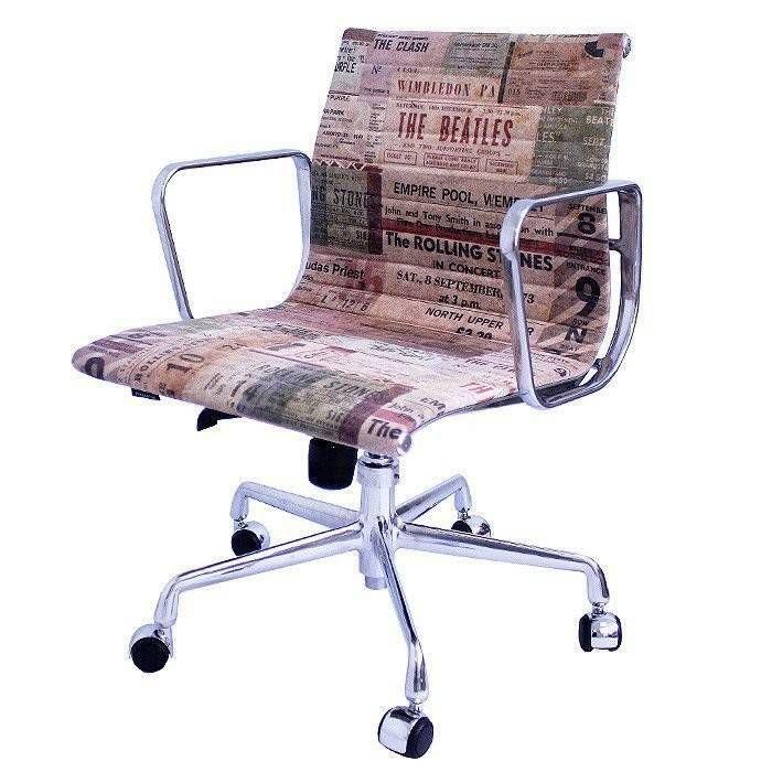 Cadeira Eames Office Tickets – Rvalentim