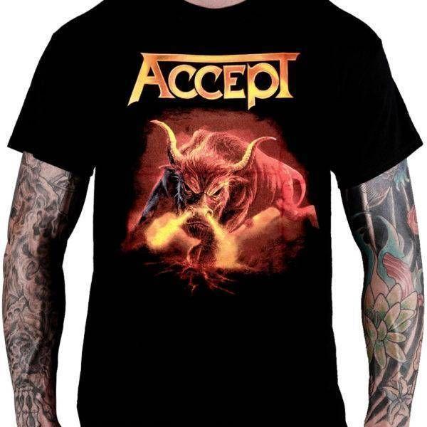 CamisetaAccept – Blind Rage