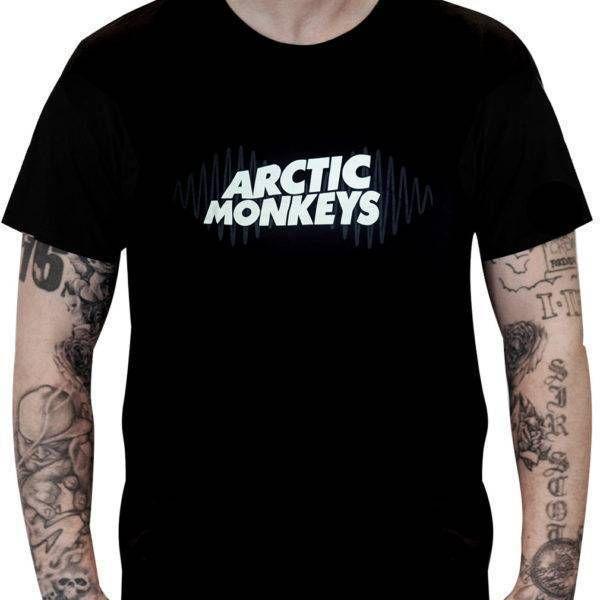 CamisetaArctic Monkeys – AM