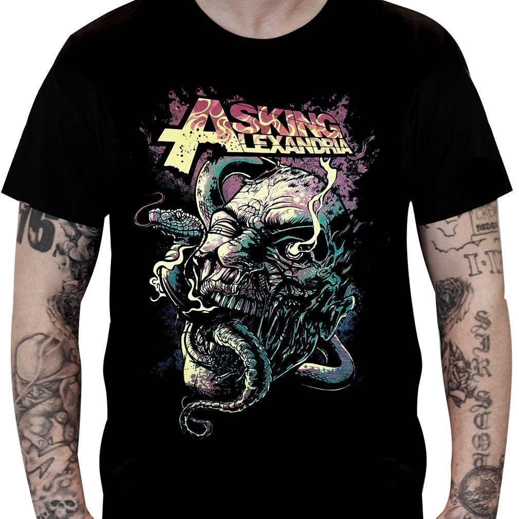 CamisetaAsking Alexandria