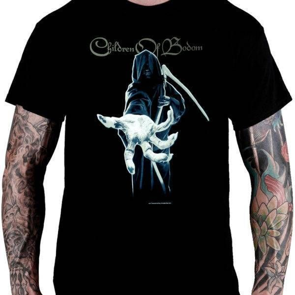 Camiseta Children Of Bodom – Something Wild
