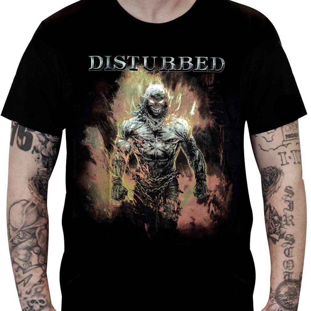 CamisetaDisturbed – Indestructible