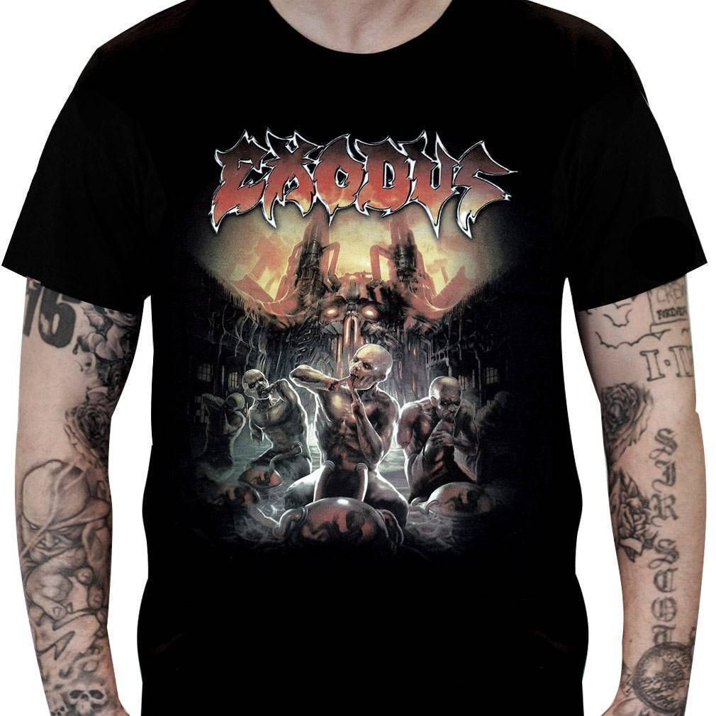CamisetaExodus – Blood in, Blood Out