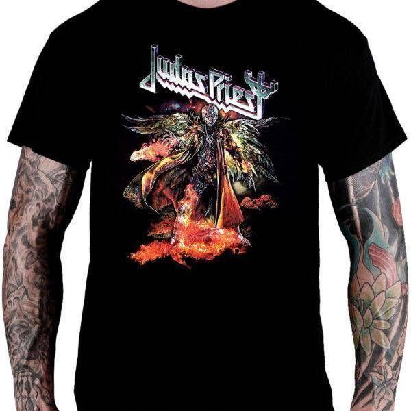 CamisetaJudas Priest – Redeemer of Souls