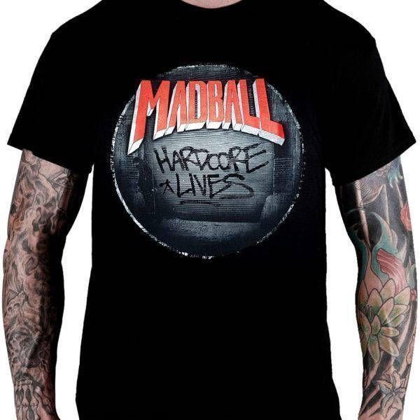 CamisetaMadball – Hardcore Lives!