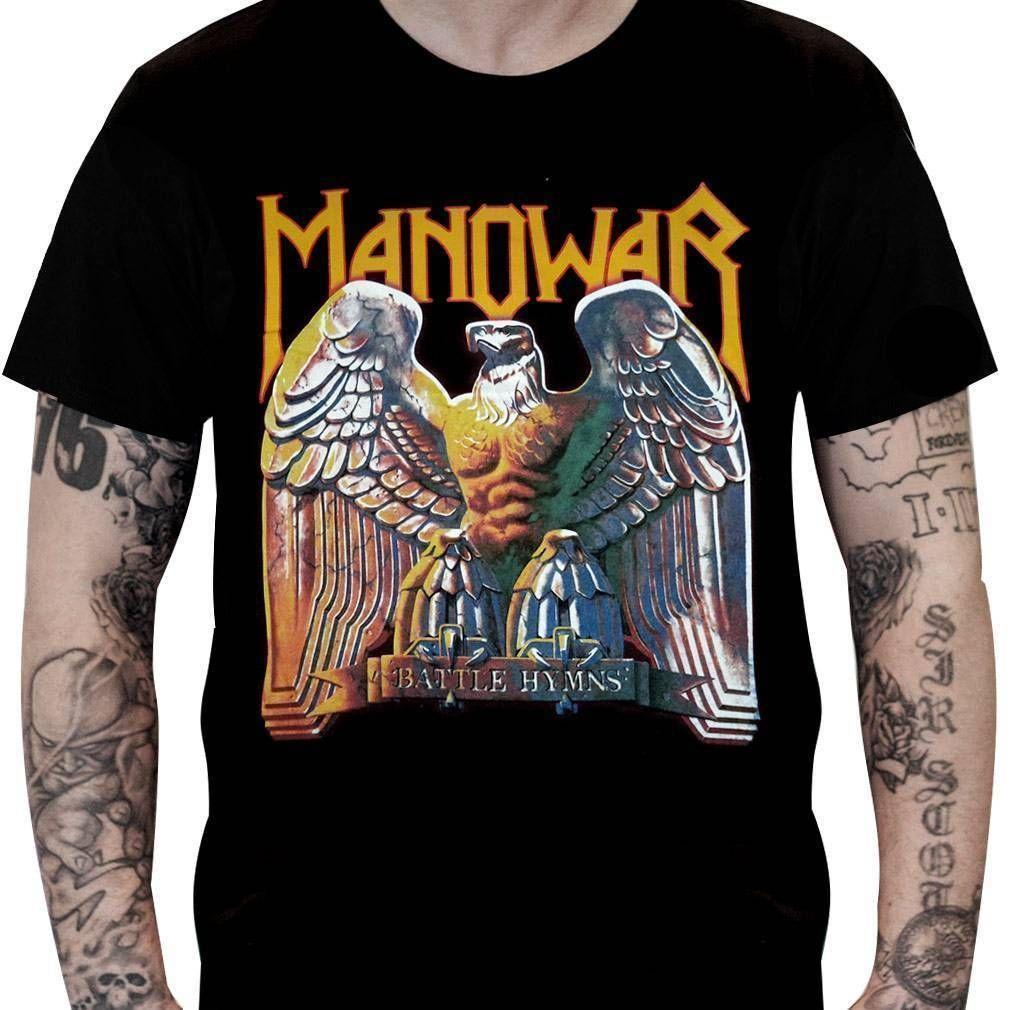 CamisetaManowar – Battle Hymns