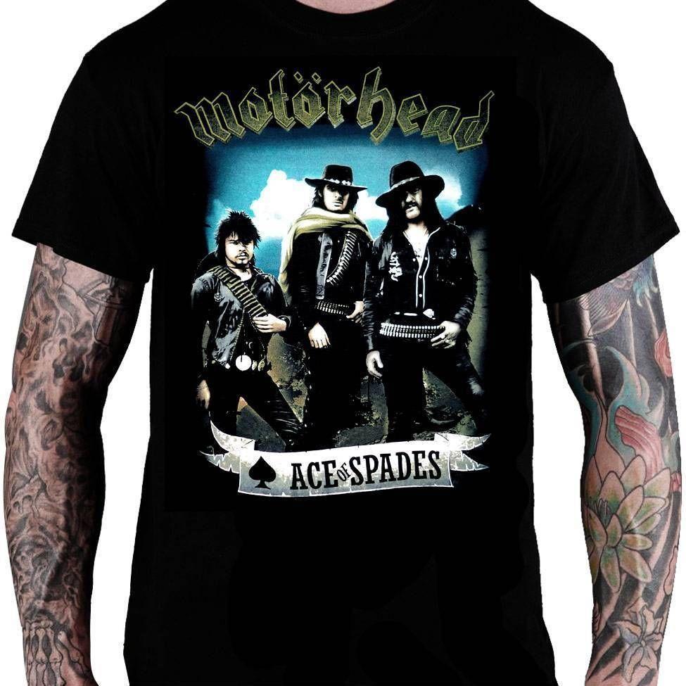 CamisetaMotörhead  – Ace of Spades