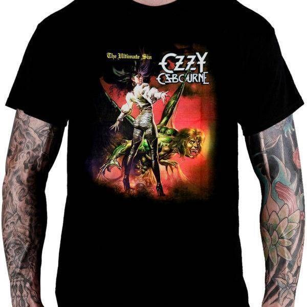 CamisetaOzzy Osbourne – The Ultimate Sin