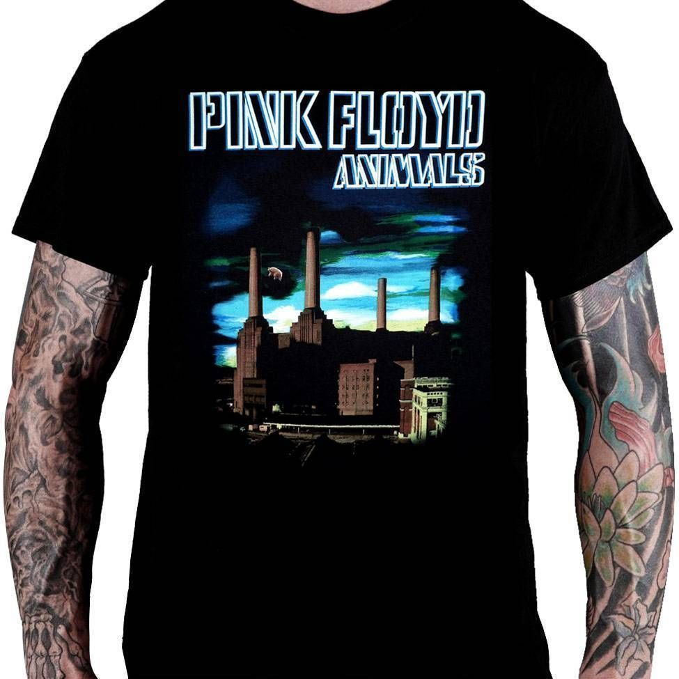 CamisetaPink Floyd – Animals
