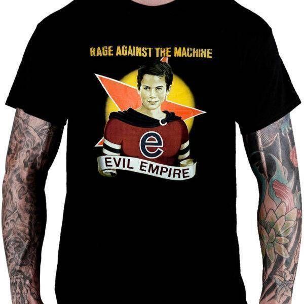 CamisetaRAGE AGAINST THE MACHINE – Evil Empire