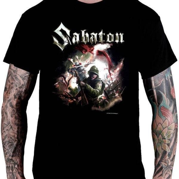 Camiseta Sabaton – The Last Stand