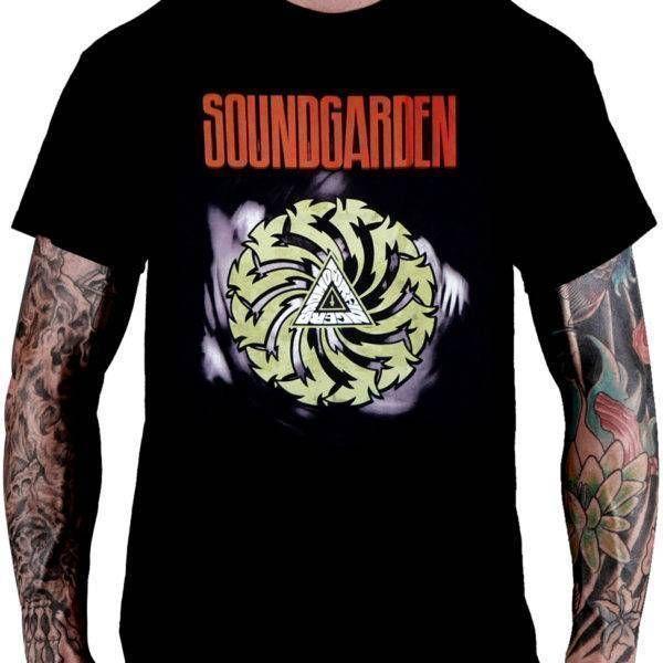 CamisetaSoundgarden –Badmotorfinger