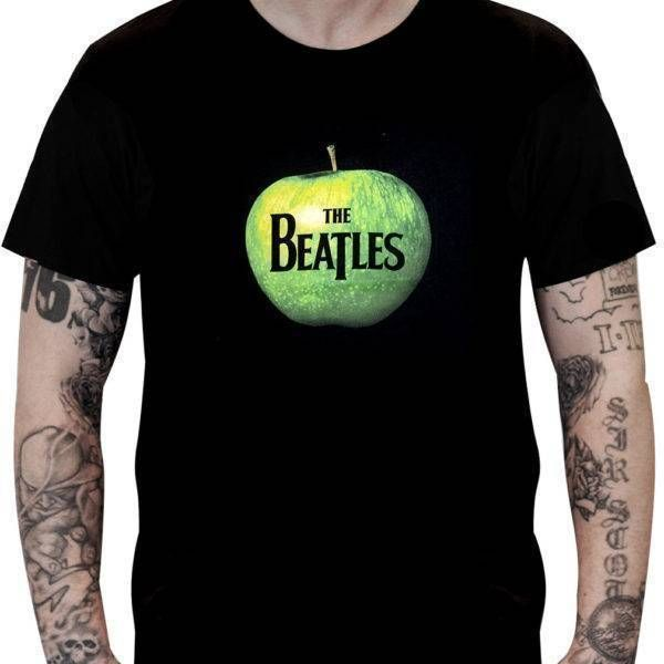 Camiseta The Beatles – Apple