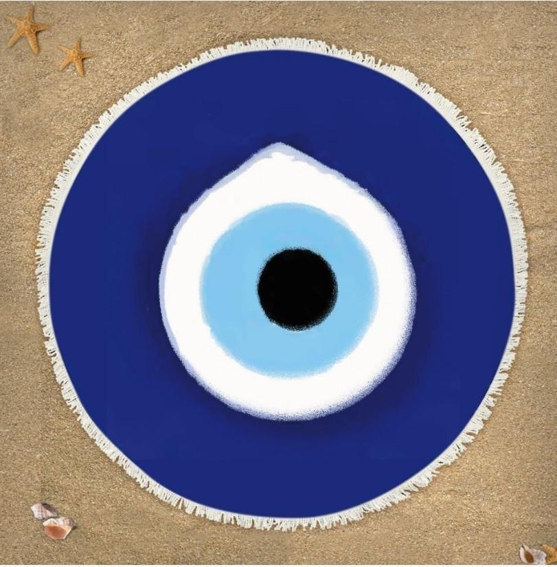 Canga Olho Grego – Rvalentim