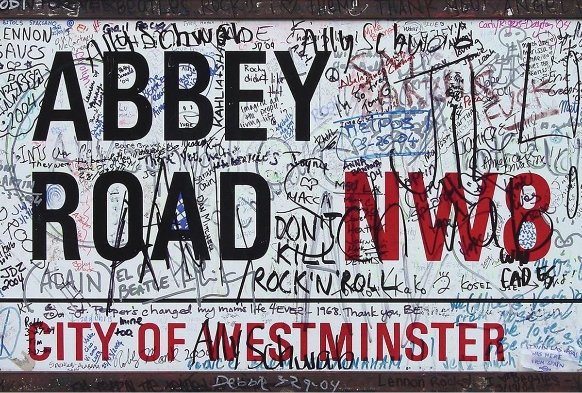 Jogo Americano Abbey Road (2 peças) – Rvalentim