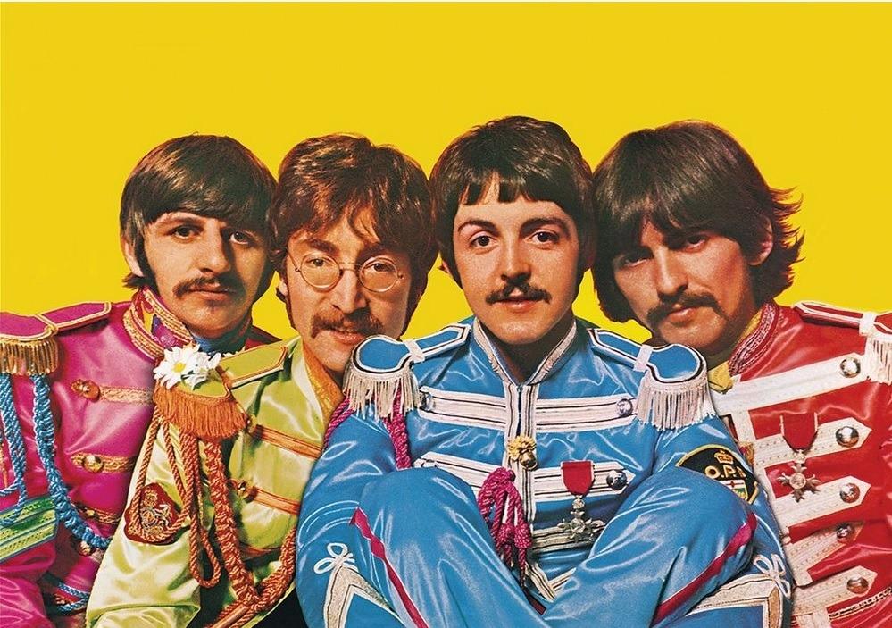 Jogo Americano Beatles Together (2 peças) – Rvalentim