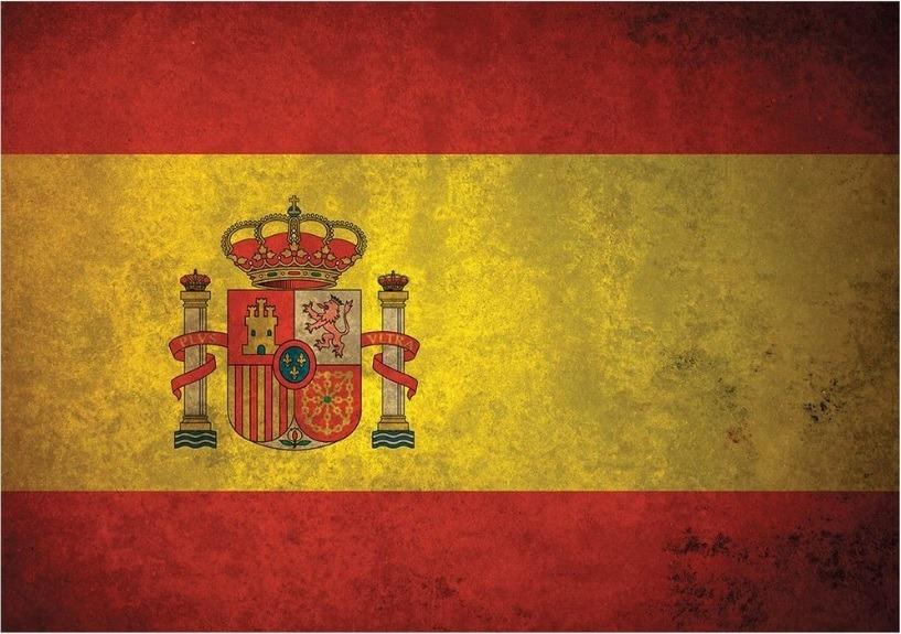 Jogo Americano Espanha (2 peças) – Rvalentim