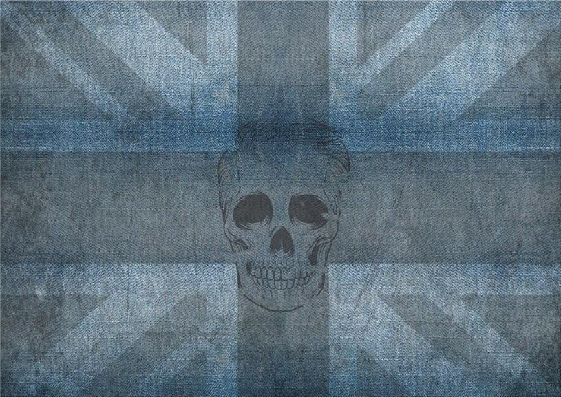Jogo Americano Skull Hair Bobby (2 peças) – Rvalentim