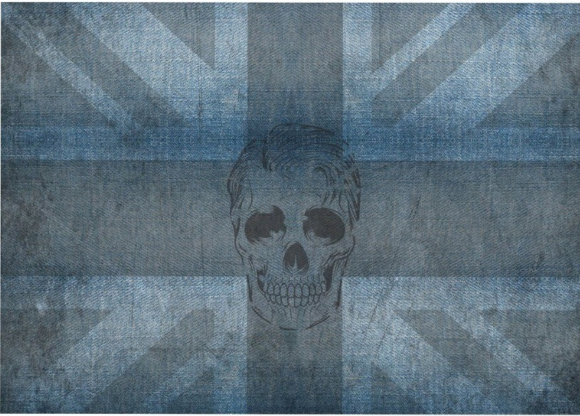 Jogo Americano Skull Hair Jimmy (2 peças) – Rvalentim