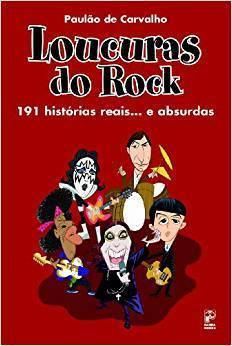 Livro Loucuras do Rock – Livraria Digo