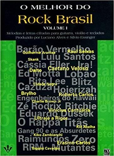 Livro O Melhor do Rock Brasil - VOL. I – Livraria Digo
