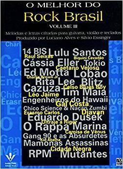 Livro O Melhor do Rock Brasil - VOL. III – Livraria Digo
