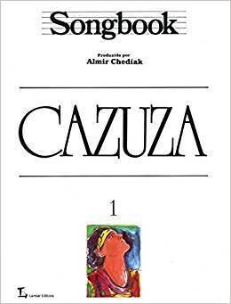 Livro Songbook Cazuza - VOL. 1 – Livraria Digo