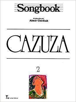 Livro Songbook Cazuz - VOL. 2 – Livraria Digo