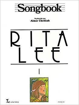 Livro Songbook Rita Lee - VOL. 1 – Livraria Digo