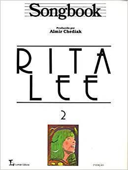 Livro Songbook Rita Lee - VOL. 2 – Livraria Digo