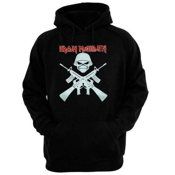 Moletom Iron Maiden A Matter of Life And Death - Brutal Wear
