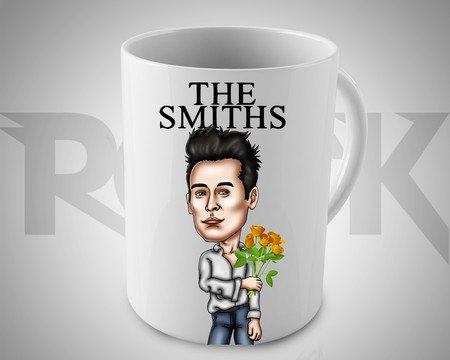 Caneca Exclusiva Mitos do Rock Morrisey The Smiths