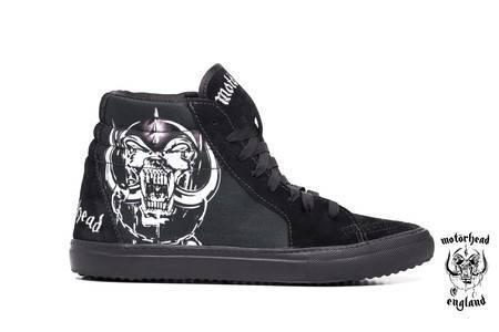 Tênis BandShoes Masculino Sk8-Hi Motorhead
