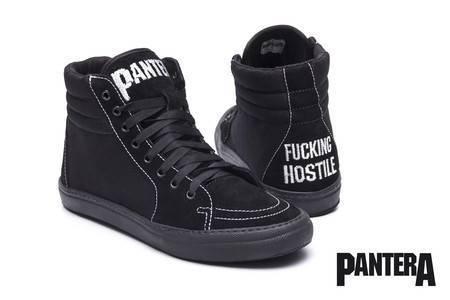Tênis BandShoes Masculino Pantera Fucking Hostile